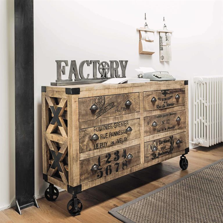 Bahut Maison Du Monde. Cheap Similar Models To Workshop Chair ...