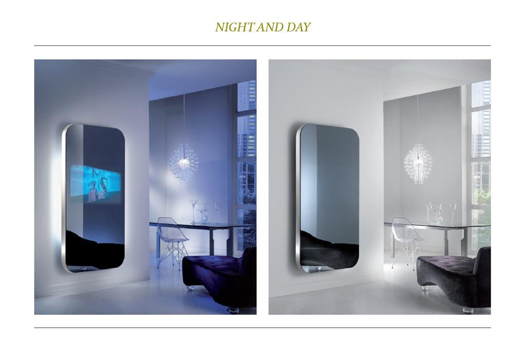 Miroirs ecrans for Tlvision miroir