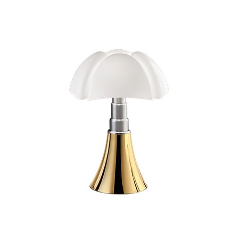 Lampe LED or H35cm