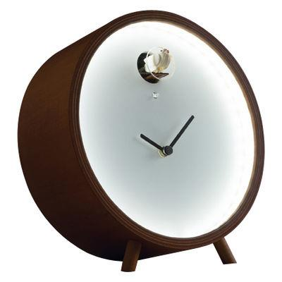 Horloge A Poser Plex A Coucou Lumineuse Diamantini Domeniconi