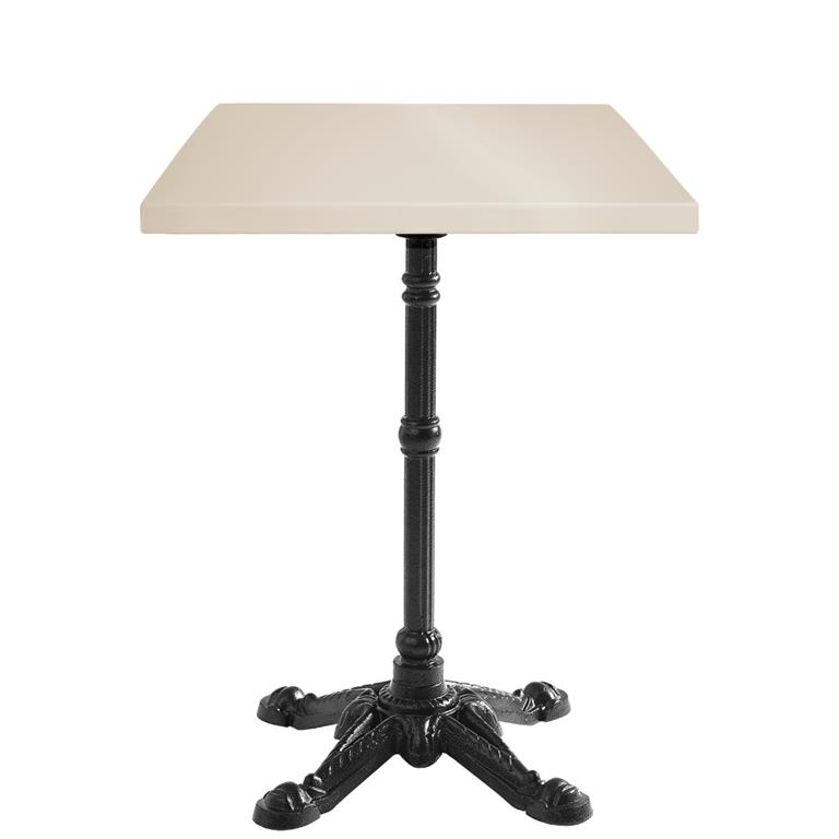 Table De Bistrot Emaillee Neo Bistrot Ardamez Ref Tbc600