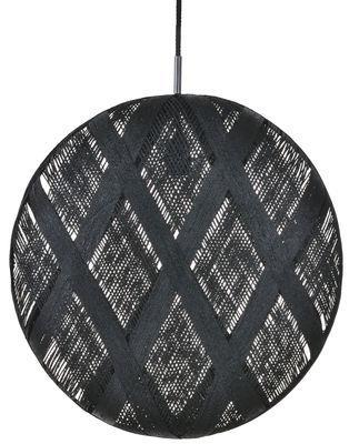 Suspension Chanpen Diamond / Ø 52 cm - Forestier noir en tissu