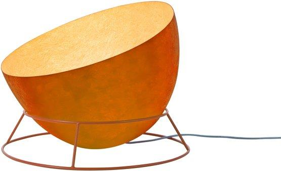 Lampe orange H20 F Nebulite - In-es