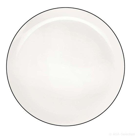 Assiette en porcelaine 26