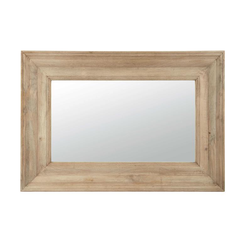 Miroir en manguier H 90 cm ARISTIDE