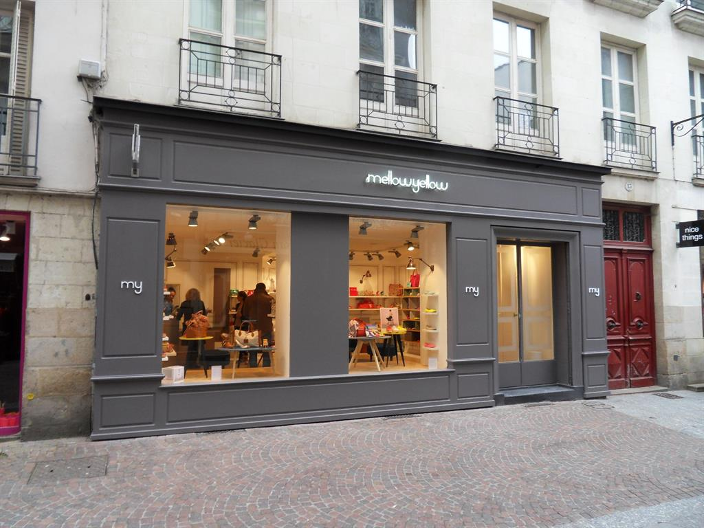Concept boutiques mellow yellow - Magasin design nantes ...