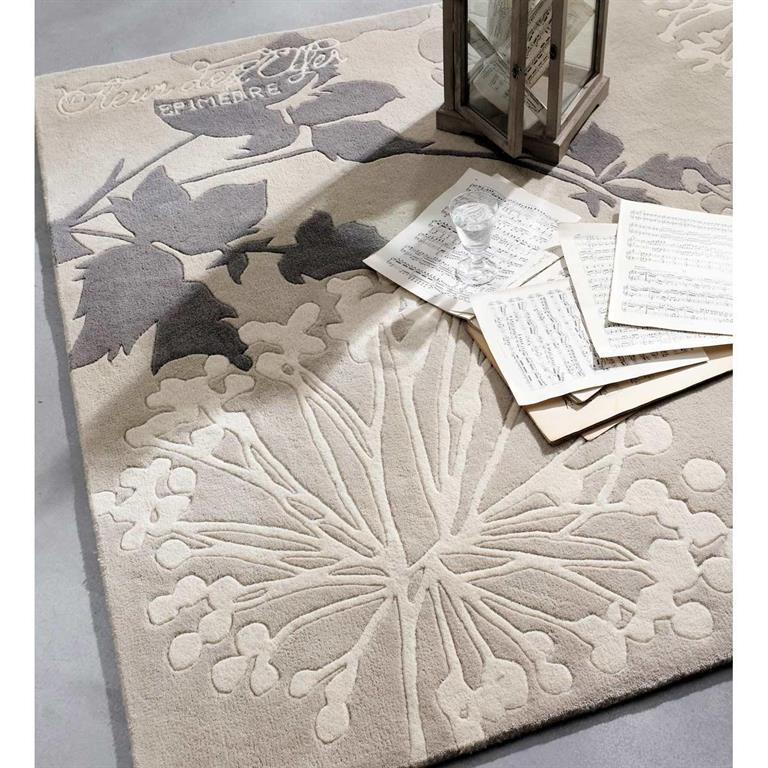 tapis poils courts en laine beige 160 x 230 cm epim dre. Black Bedroom Furniture Sets. Home Design Ideas