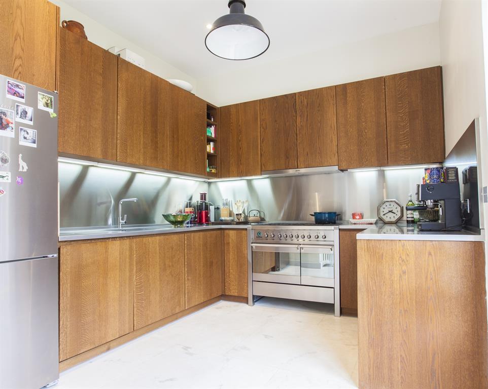 Image Cuisine en chêne sur mesure 2design architecture