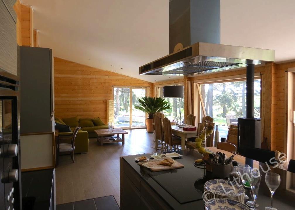 grande pi ce vivre moderne photo n 70. Black Bedroom Furniture Sets. Home Design Ideas