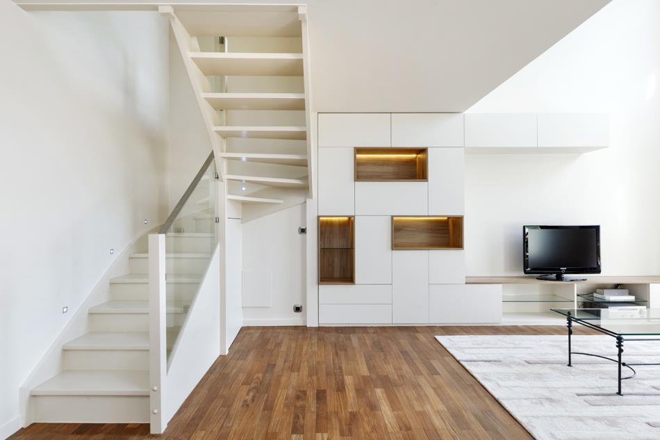 Appartement suresnes for Decoration appartement contemporain