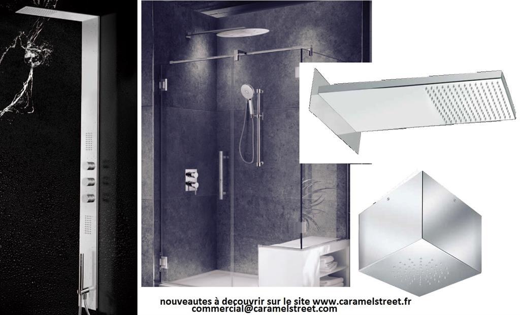 Flexdoccia toute la robinetterie douche
