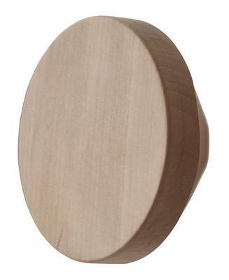 Patère Clou / Ø 12 cm - ENOstudio bois naturel en bois