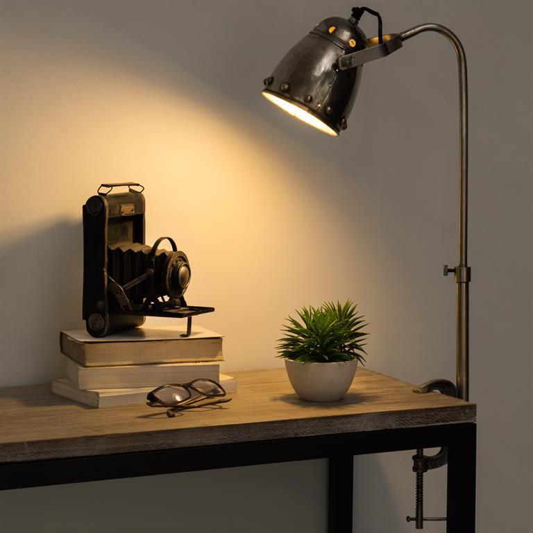 bureau eclairage de bureau. Black Bedroom Furniture Sets. Home Design Ideas