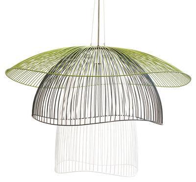 Suspension design lumi/ère pendante en bambou tiss/é /à la main lustre personnalis/é abat-jour en rotin pour salle /à manger salon chambre lampe /éclairage int/érieur /éclairage,/Ø100cm