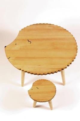 Tabouret Hérisson ME1530 Design d´Alençon