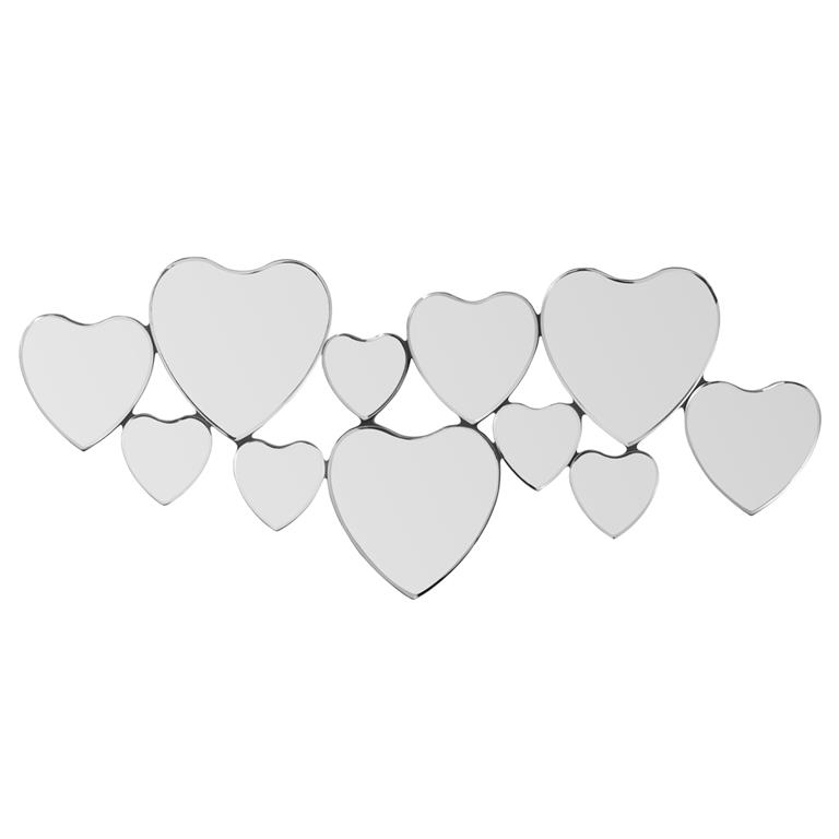 Miroir L 90 cm HEARTS
