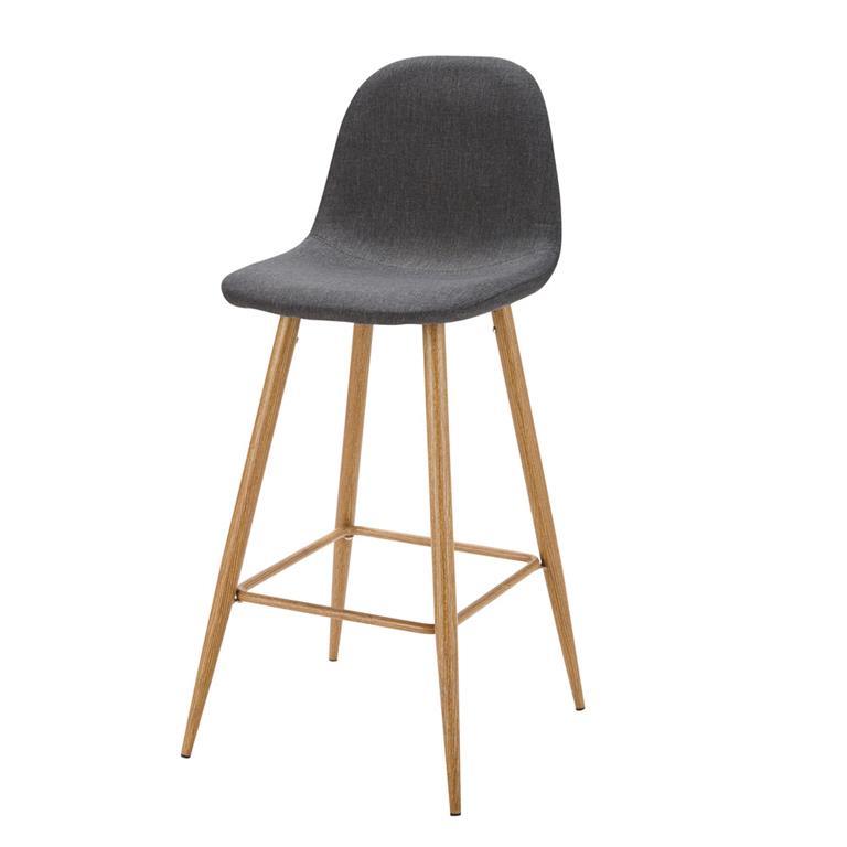 Hauteur dassise/: 25 cm Avec motif perroquet En bois massif Tabouret // chaise robuste pour enfant
