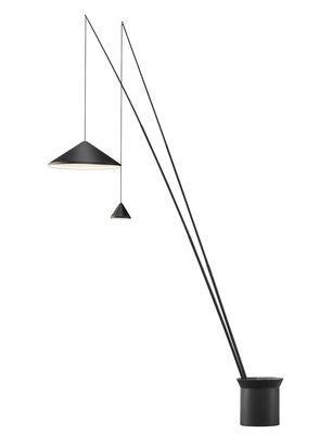 Lampadaire North LED / 2 abat-jours réglables - Ø 60