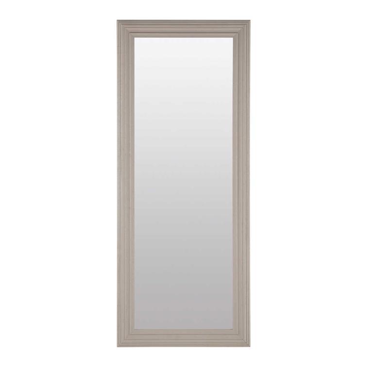 Miroir taupe Napoli 145x59