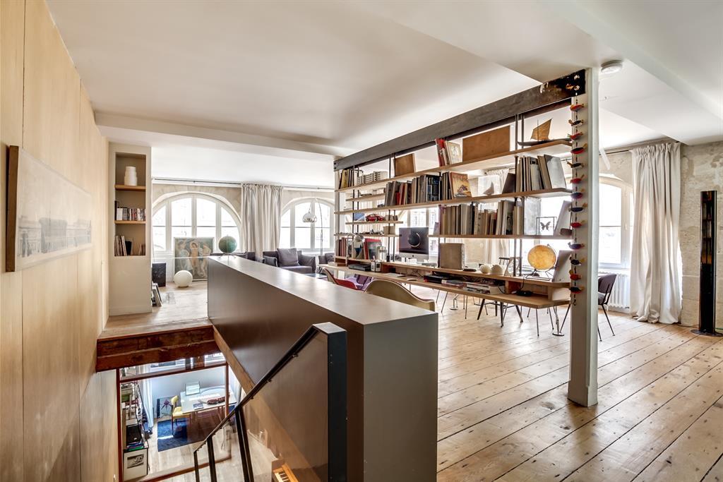 salon biblioth que meero photo n 27 domozoom. Black Bedroom Furniture Sets. Home Design Ideas