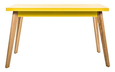 Table 55 / 130 x 70 cm - Métal & pieds
