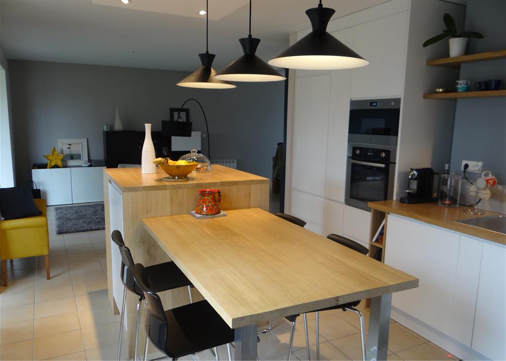 Coin repas un amour de maison photo n 82 domozoom - Coin repas cuisine moderne ...