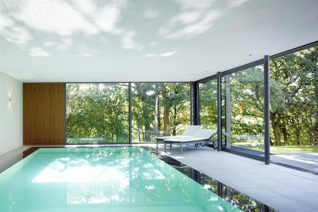 Image D'eau et de nature Lhermitte Architecture