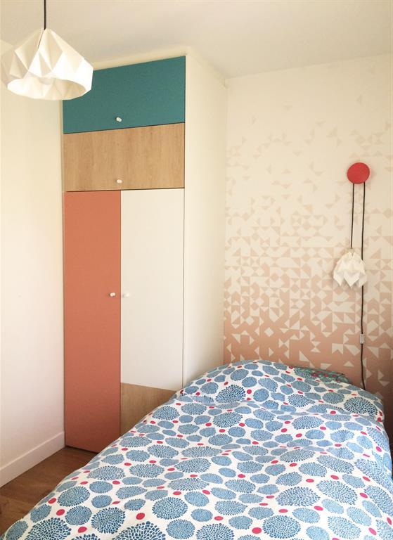 chambre de fille au style scandinave ld photo n 86. Black Bedroom Furniture Sets. Home Design Ideas