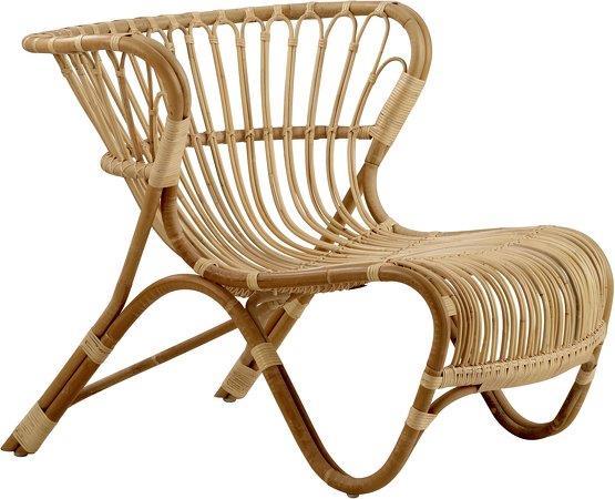 Fauteuil Rotin En Lounge Design Fox Sika yN0vOm8nw