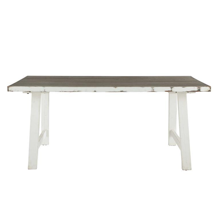Table de salle à manger en bouleau L 180 cm Bloom