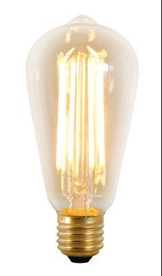 Ampoule LED filaments E27 Squirrel Cage / 3W