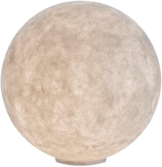 Lampe blanche Floor Moon - In-es