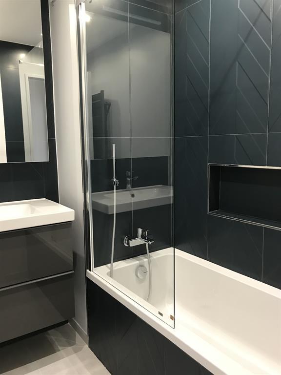 Rénovation d'une salle de bain par Nuance d'Intérieur.