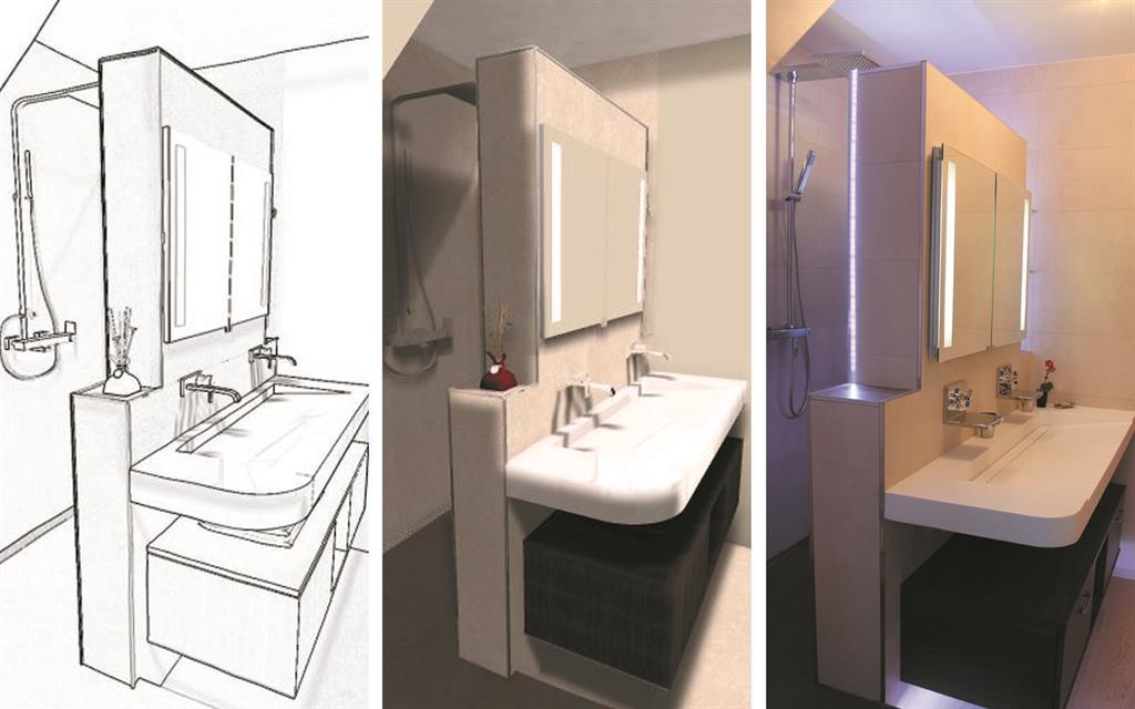 Salle de bain 6m2 salle de bain m nantes grande for Salle bain 6m2