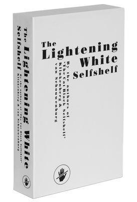 Etagère Self Shelf Pocket - Lightening white / Trompe-l´œil
