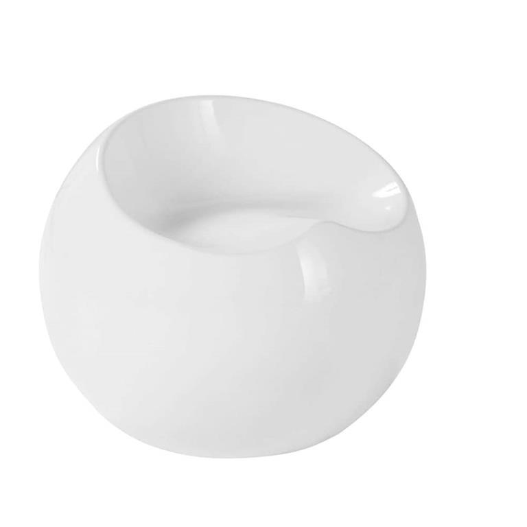 Tabouret blanc KAREN