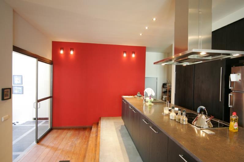 Cuisine color e des id es pour mettre de la couleur en cuisine par marion a - Choix de couleur pour cuisine ...