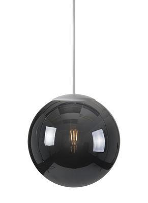 Suspension Spheremaker / Ø 25 cm - Fatboy noir opaque en matière plastique
