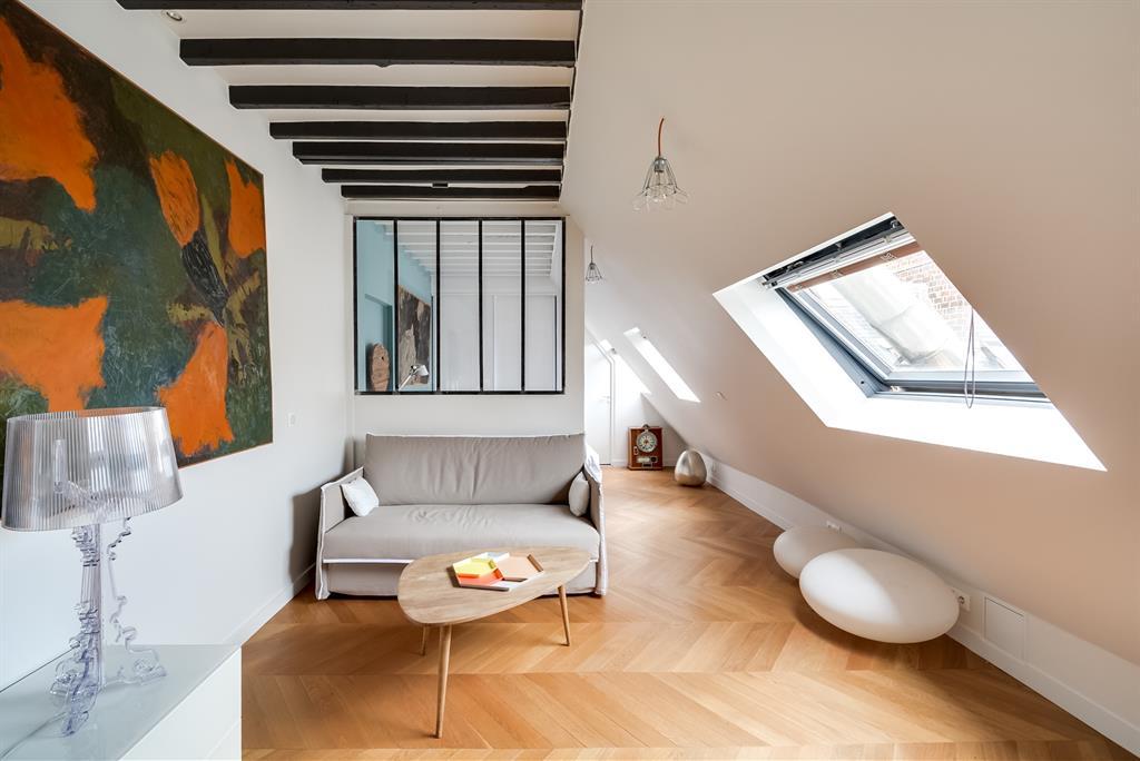 Comble moderne : aménagement et décoration – Domozoom