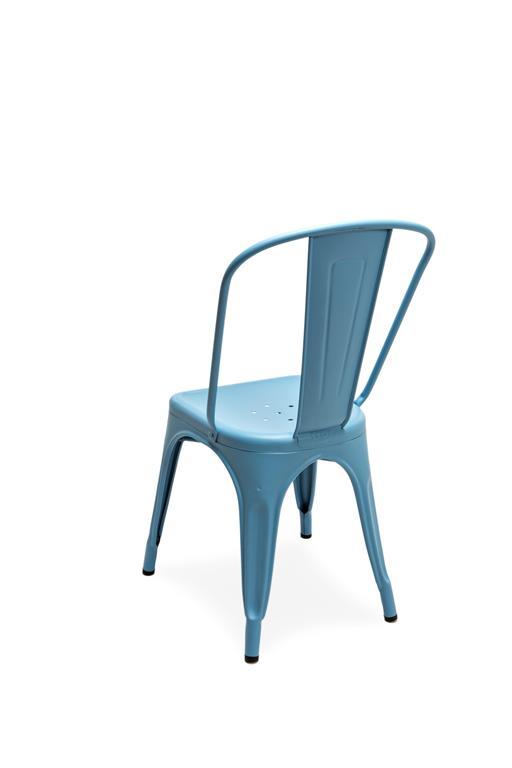 Chaise A bleue