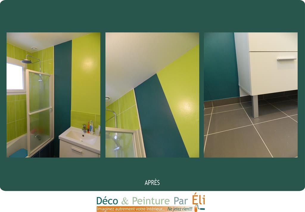 salle de bain bleu petrole nice peinture bleu petrole. Black Bedroom Furniture Sets. Home Design Ideas