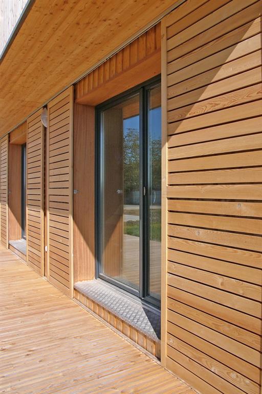 maison contemporaine 39 sans chauffage 39. Black Bedroom Furniture Sets. Home Design Ideas