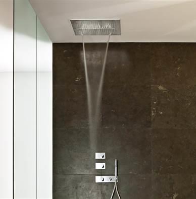 douche l 39 italienne la douche tendance des salles de bains design par emmanuelle lartilleux. Black Bedroom Furniture Sets. Home Design Ideas