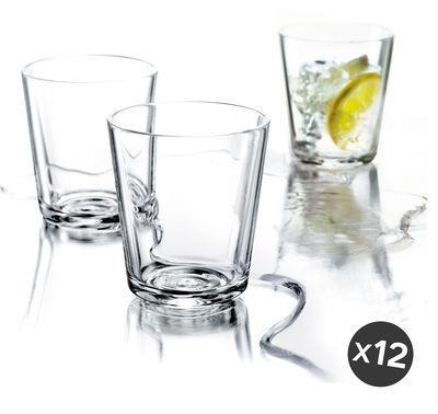 Verre à eau / Lot de 12 - 25