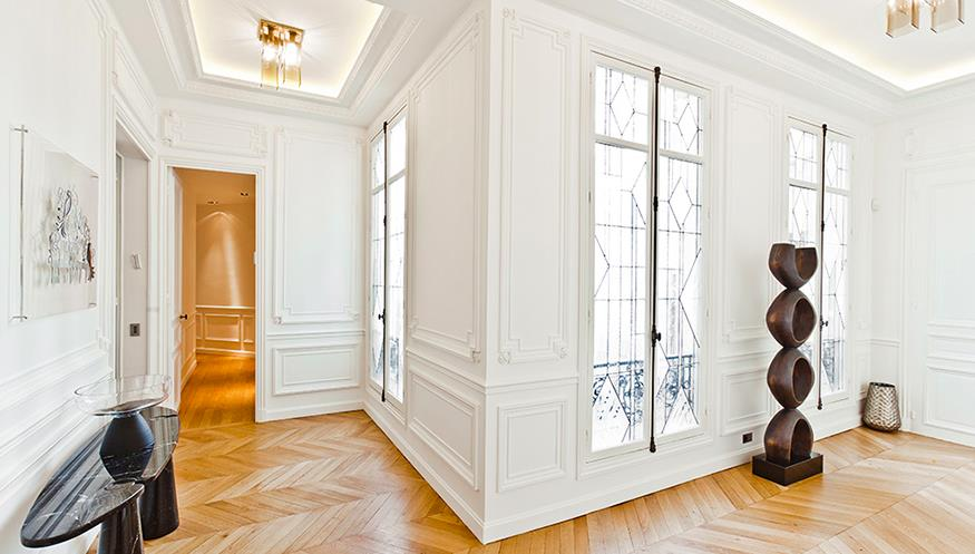 rue de prony. Black Bedroom Furniture Sets. Home Design Ideas