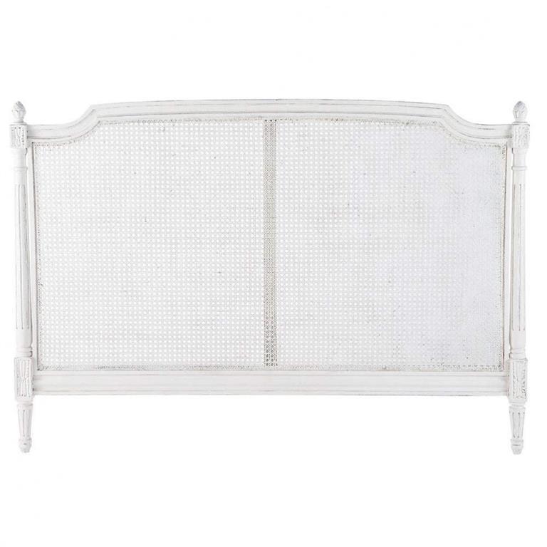 Tête de lit en manguier ivoire L 160 cm Saint Rémy