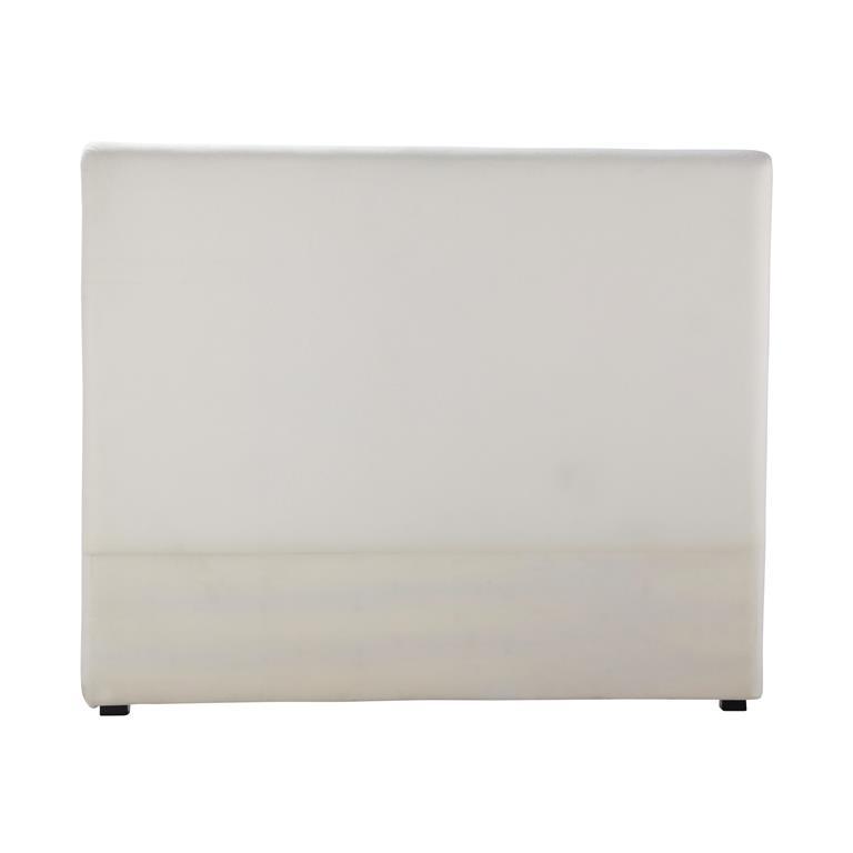 Tête de lit houssable en bois L 140 cm Morphée