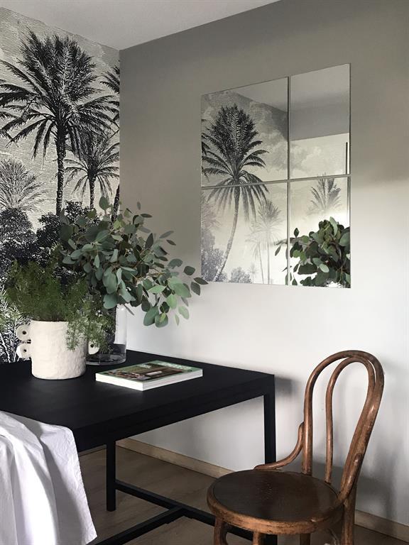 Rénovation d'un Appartement à Lyon - Agencement et Décoration - Séjour