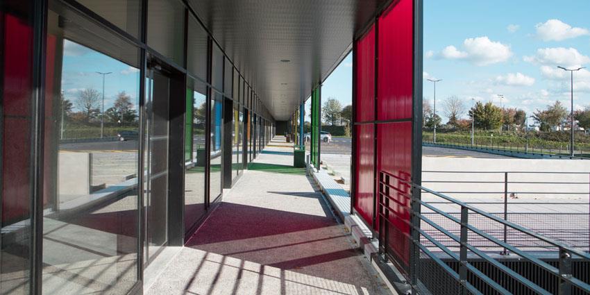Centre commercial de Prat Pip à Guipavas
