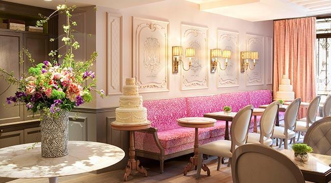 Salon De The Decoration Classique Infiniment Deco Photo N 79